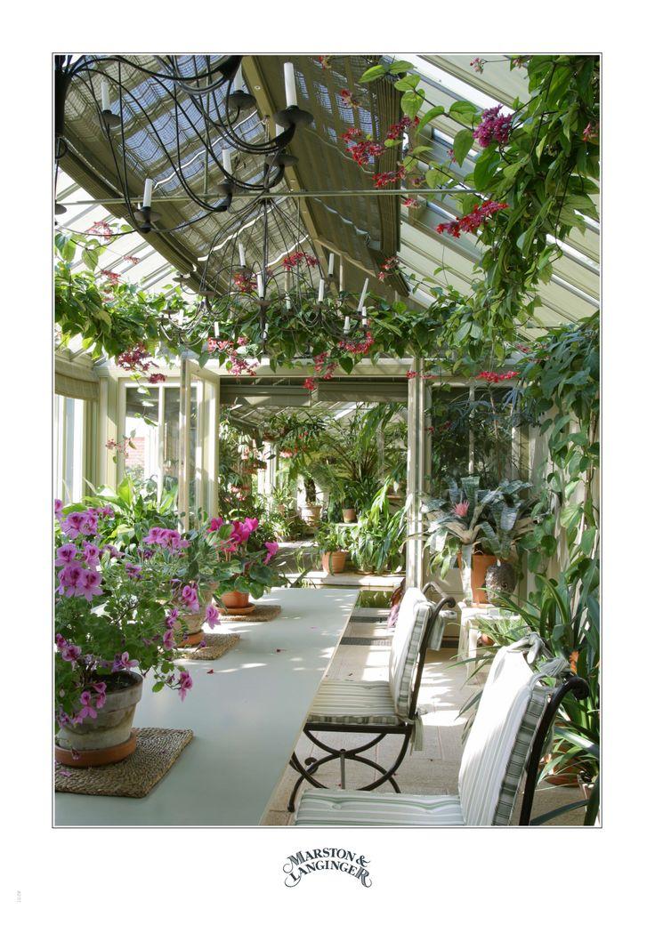 Marston & Langinger Greenhouse