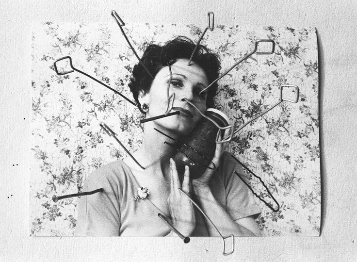 Karin Mack, Zerstörung einer Illusion, 1977
