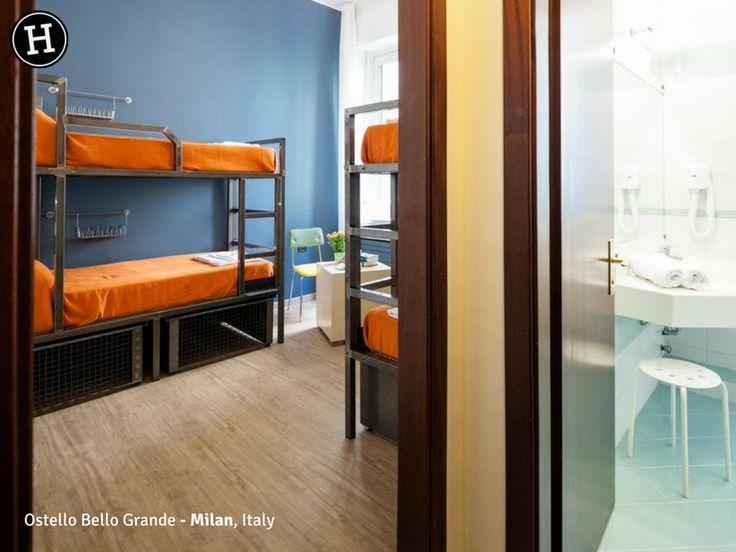Ostello Bello Grande - Milan, Italy