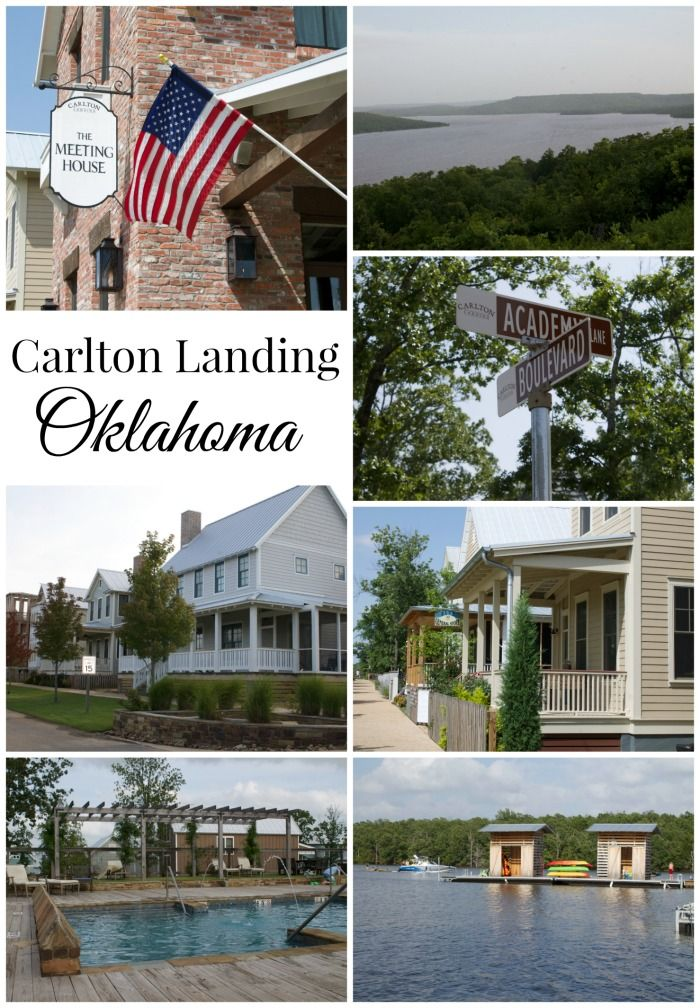 Carlton Landing is a lake community on lake Eufaula. Here is a review with pictures of Carlton Landing and it's amenities as well as a review of the resort.