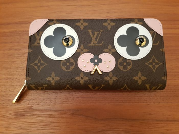0867b1859537 Online veilinghuis Catawiki  Louis Vuitton - Zippy Wallet - Limited Edition  Valentines Day 2018 Portemonnee