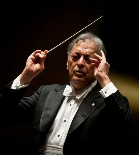 Zubin Mehta (born 29 April 1936) is an Indian Parsi conductor of Western classical music. He is the Music Director for Life of the Israel Philharmonic Orchestra and the Main Conductor for Valencia's opera house.