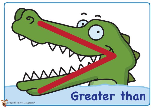 Teacher's Pet - Greater Than / Less Than Posters - FREE Classroom Display Resource - EYFS, KS1, KS2, more than, smaller than, calulation