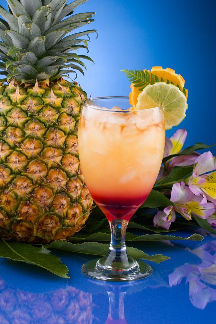 Luau Signature Cocktail Recipes: Mai Tai