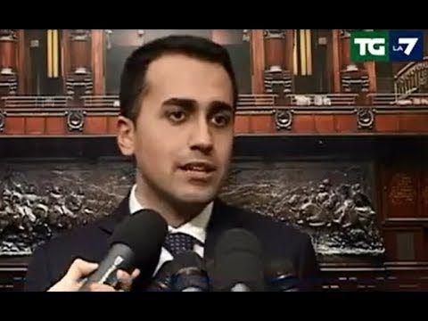 Luigi Di Maio (M5S): TgLa7 Casa di Renzi pagata da Carrai (+playlist)