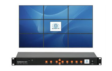 SUPER PC | 3x3 Video Wall Controller | Why other brands are a huge gamble!   http://multimonitors.blogspot.com/2017/10/super-pc-3x3-video-wall-controller-why.html