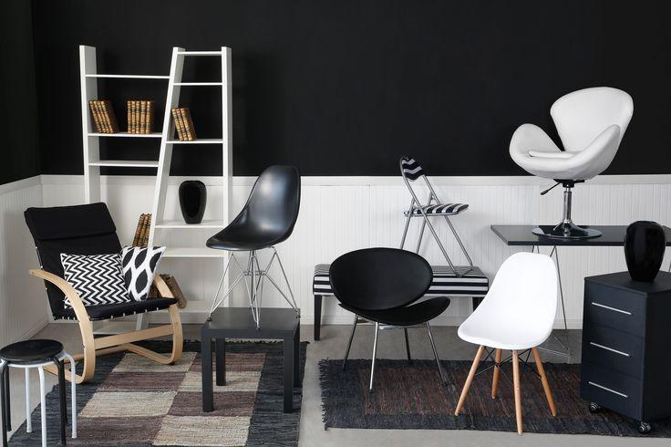 Descubre en nuestra colección la gama de sillas y sillones para tu hogar, siempre con el estilo B.