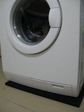 washing machine vibration mat