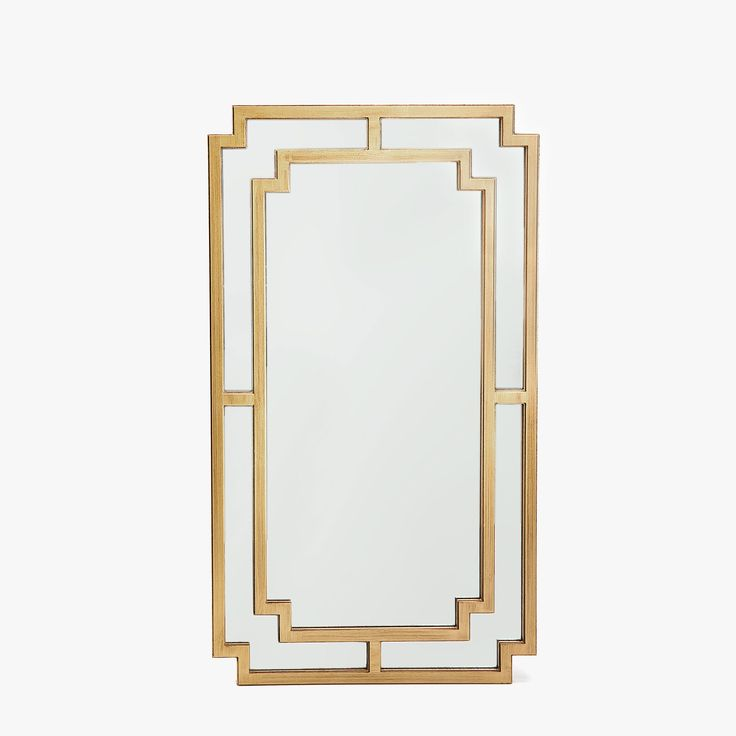 image 1 of the product double border mirror buy miroir. Black Bedroom Furniture Sets. Home Design Ideas