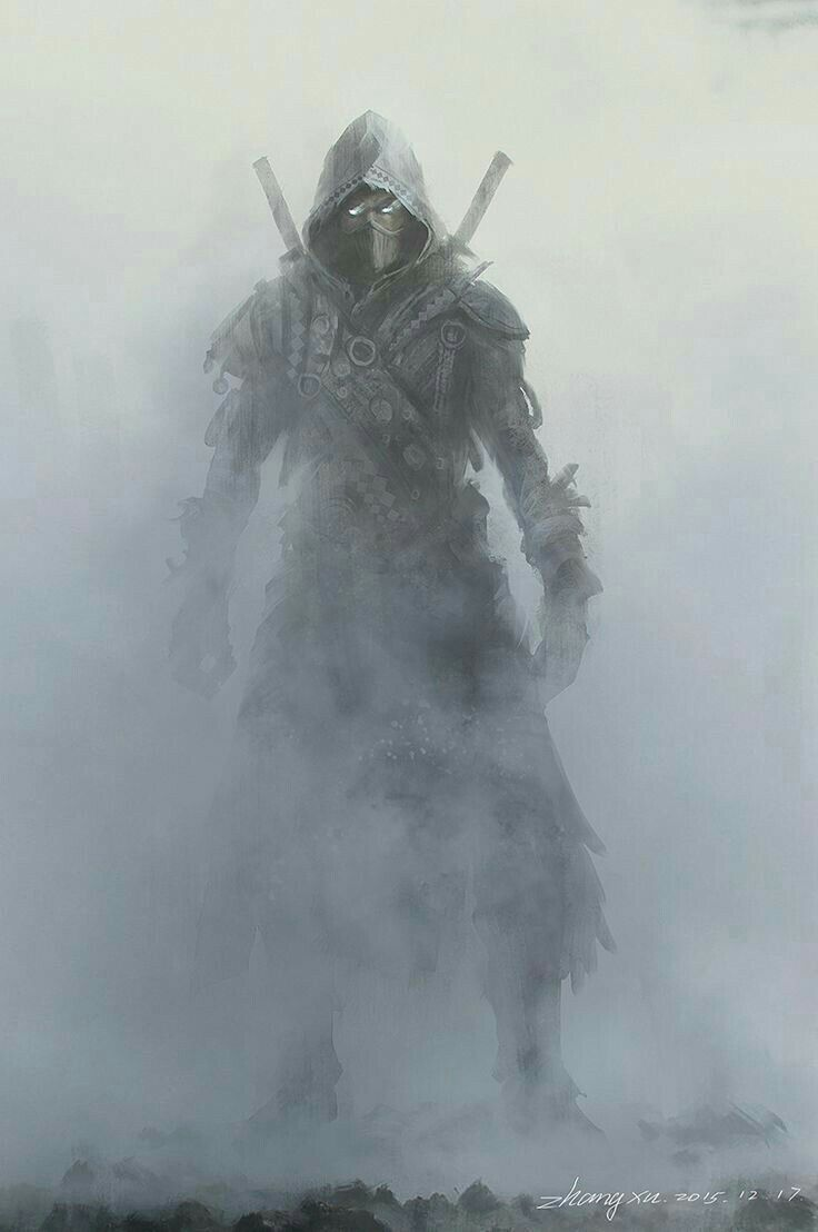 Ghost Assassin