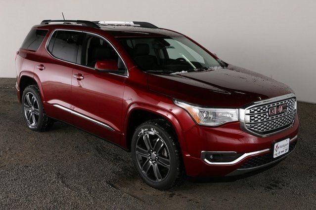 Pin By Tyler On Luxury Cars Acadia Denali Gmc Acadia