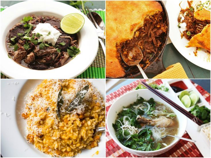 15 Speedy Pressure Cooker Recipes to Save Your Weeknights
