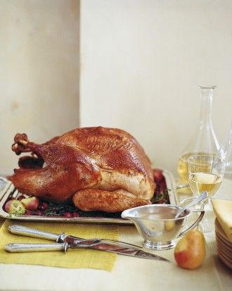 How to brine a turkey - Martha Stewart