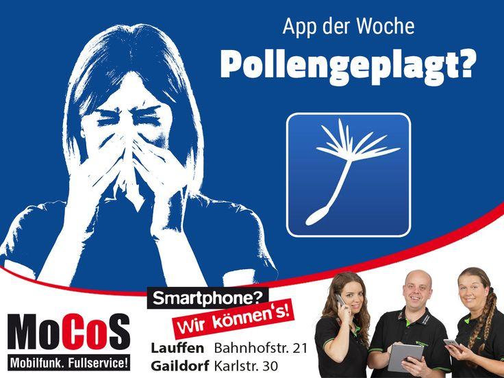 Mehrere Millionen Menschen leiden in Deutschland an Pollenallergien. Die App Pollenflug sorgt dabei für größtmögliche Transparenz, um sich auf die anstehende Saison vorzubereiten. Bis zu sieben Tage im Voraus wird für bis zu 14 verschiedene Pflanzen der Pollenflug vorhergesagt.