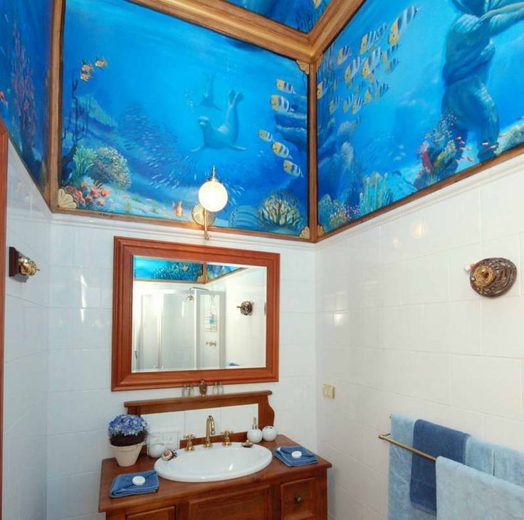 Ocean Decor For Bathroom: 1000+ Ideas About Sea Bathroom Decor On Pinterest