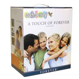 Touch of Beauty Il Touch of Beauty, è il combo che contiene tutto l'occorrente per la cura della pelle. È uno strumento utile alla vostra attività e alla vostra bellezza! Contenuto: 30 prodotti + accessori.