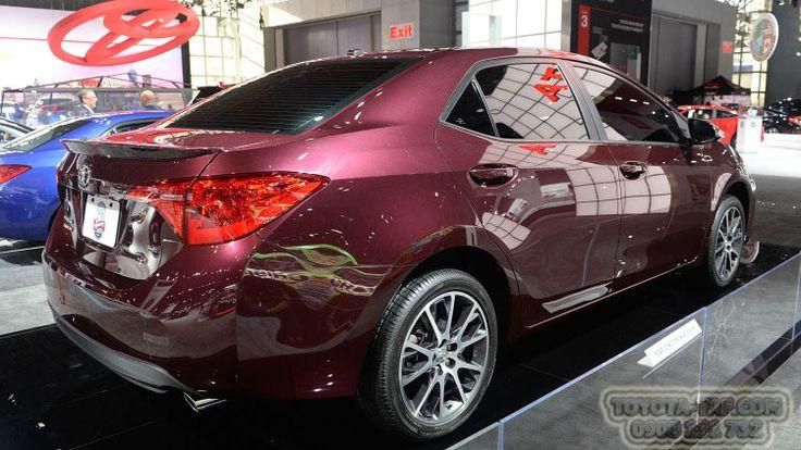 Toyota Corolla 2017 phiên bản đặc biệt