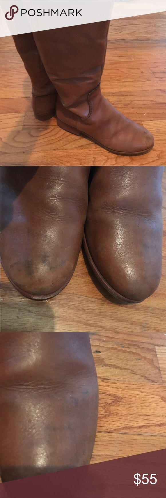 Jack rogers riding boots Great condition. Some scuffs that are shown in photo Jack Rogers Shoes