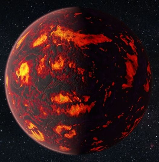 For the first time, a super-Earth's atmosphere has been analyzed