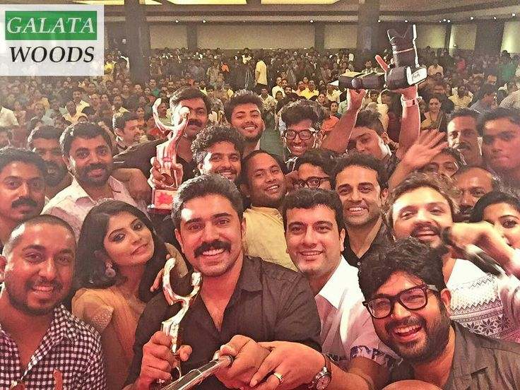 Oru Vadakkan Selfie 100 Days Celebration Has Been Started By Nivin Pauly | Galata Woods