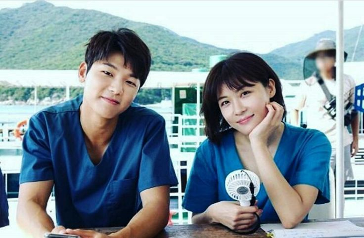 CN Blue : Kang Min Hyuk*-* : Hospital Ship With Ha Ji Won