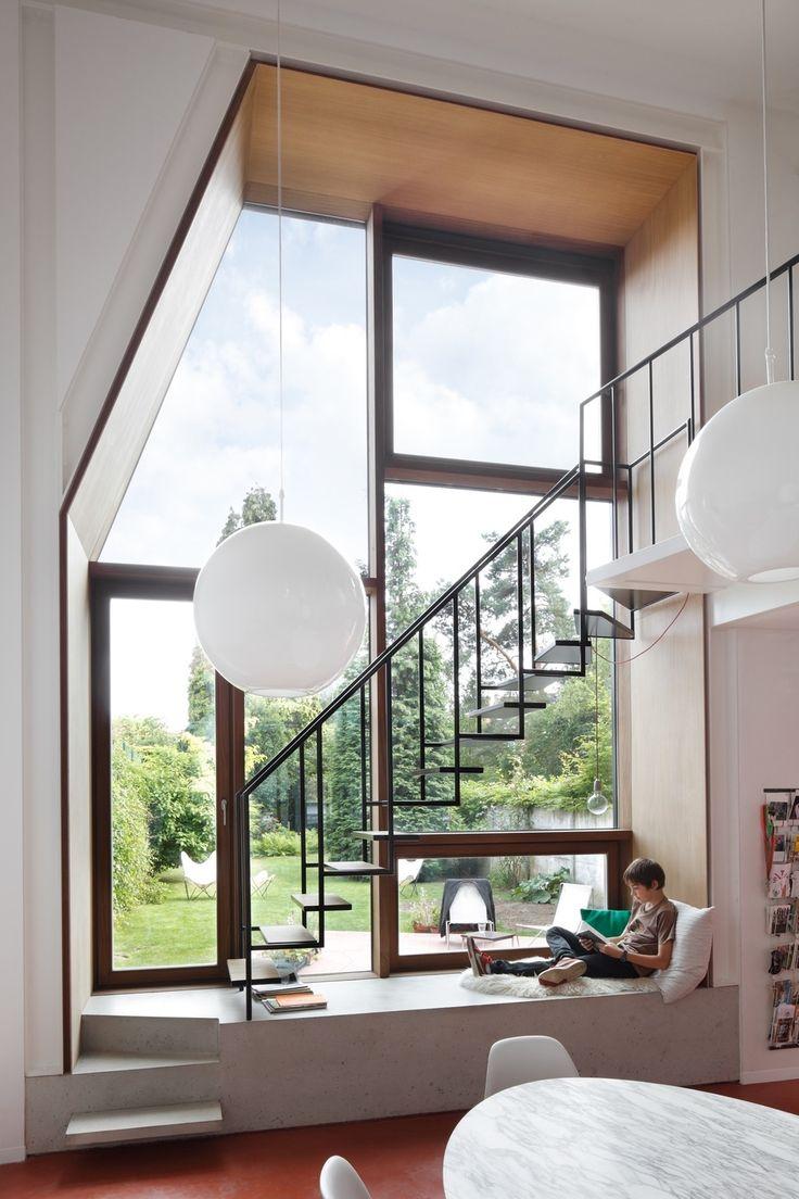 Staircase Designs, die die Schönheit in jedem Haus hervorbringen