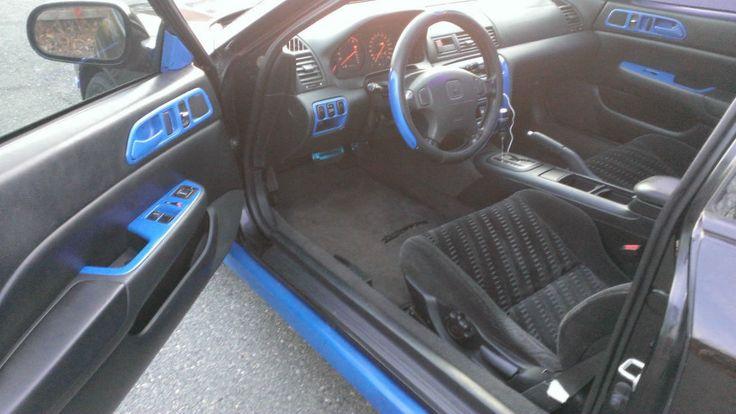 Modded Honda Prelude SH VTEC 2001