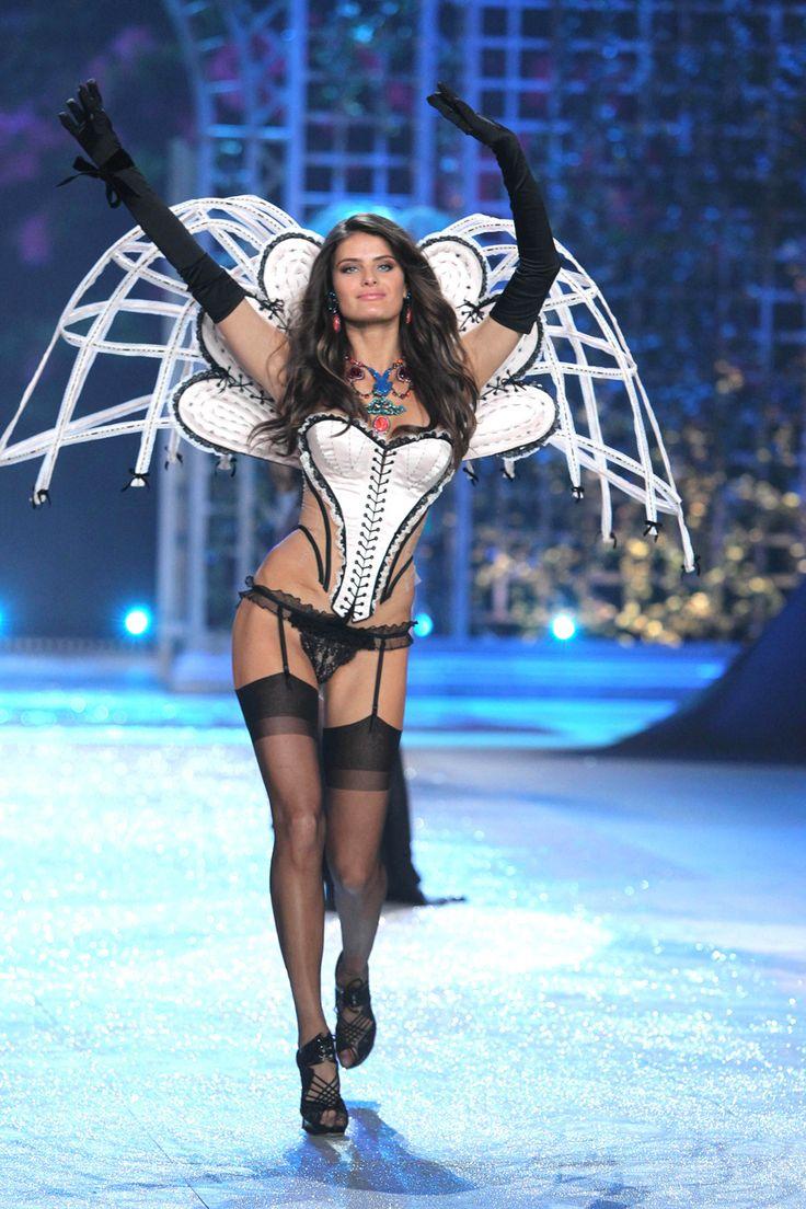 Le défilé Victoria's Secret 2012 | Isabeli fontana ...