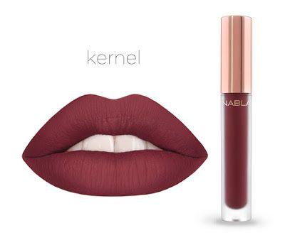 Sweety Reviews: [CS] NABLA - Dreamy Matte Liquid Lipstick