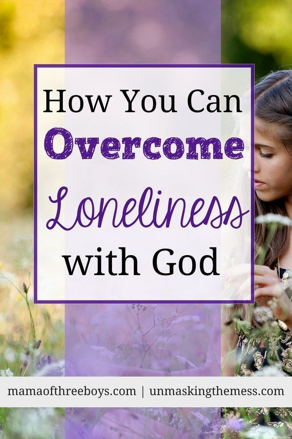 How to overcome loneliness christian