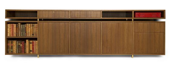 Library Credenza by Maxine Snider - Chosen in Dering Hall's June Product Picks!