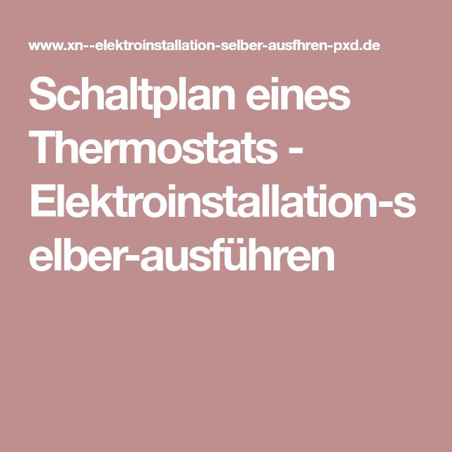 24 best Elektrotechnik und Schaltpläne images on Pinterest ...