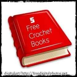 {Free Crochet Patterns} 5 Free Crochet Books on Kindle and PDF downloads #crochet #squidoo http://www.squidoo.com/freecrochetbooks