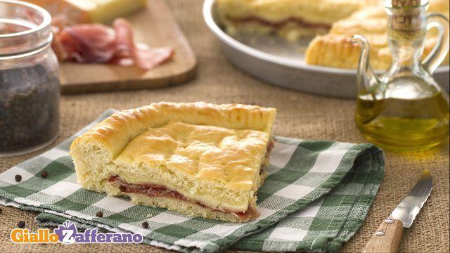 Ricetta Torta rustica salata - Le Ricette di GialloZafferano.it