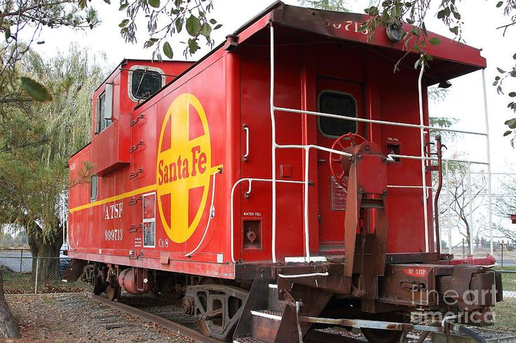Trains Just Don T Seem Complete Without A Caboose Trains