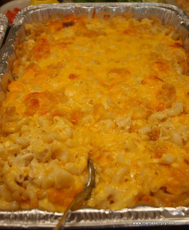 What's Cookin' – Sweetie Pie's Macaroni & Cheese | Mama's Empty Nest