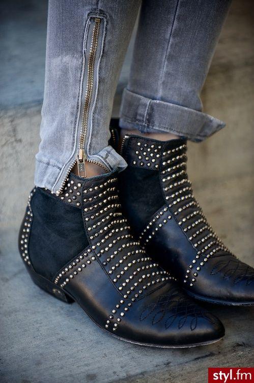 Wow- Anine Bing boots