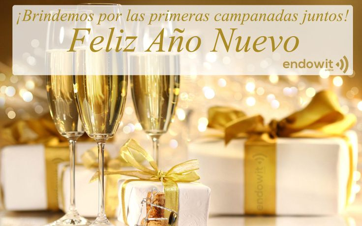 Feliz Año Nuevo ;)