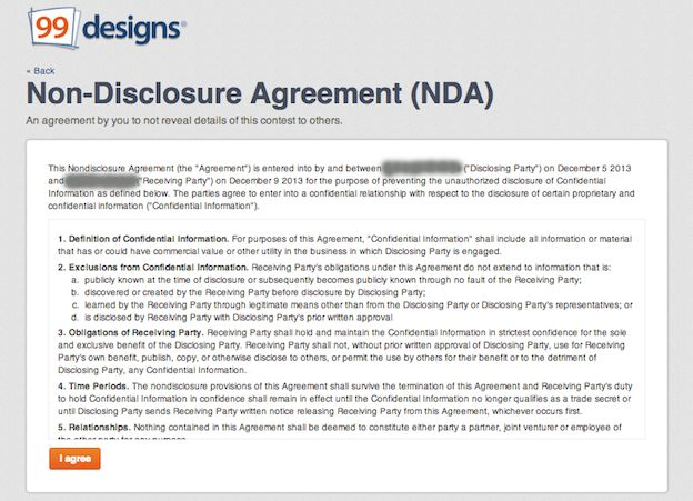 17 Best Ideas About Non Disclosure Agreement On Pinterest