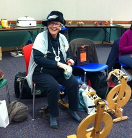 St. Distaff's Day 2015—are you ready? - Spinner's Connection - Blogs - Spinning Daily