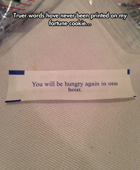 Wise Fortune Cookie