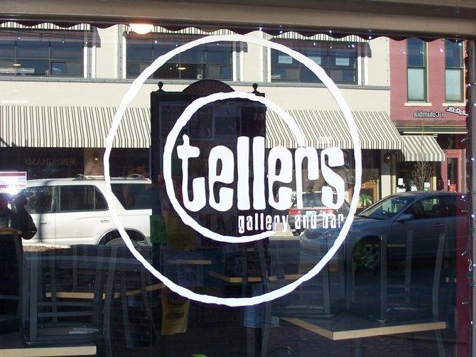 Tellers Restaurant Columbia Mo Menu