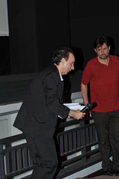 Roberto benigni nanni moretti  - dago fotogallery