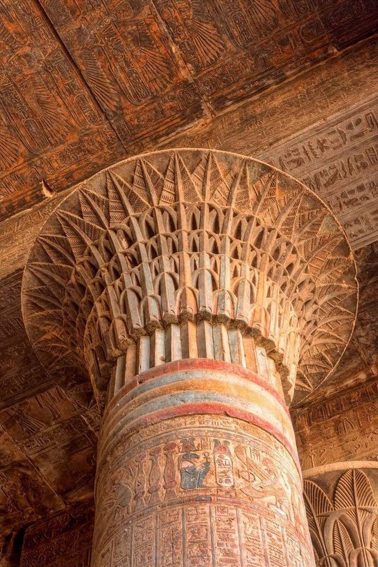 TEMPLE OF ESNA ##egypt - herbert knapp - Google+