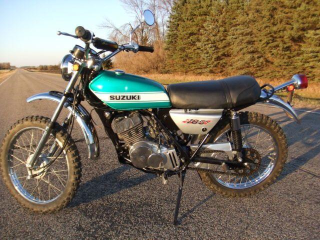 1971 Suzuki TS185 | ts 185 | Suzuki motorcycle, Sport bikes