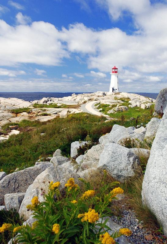 Peggy's Cove - Nova Scotia, Canada - by Gwen Wiggins