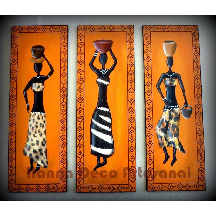 cuadros-africanas-triptico_iZ7XvZxXpZ1XfZ127489675-454029315-1.jpgXsZ127489675xIM.jpg (1000×1000)