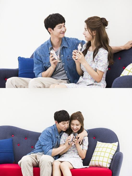 Kim So Eun and Song Jae Rim get close and chummy in more 'Our Gab Soon' cuts | allkpop