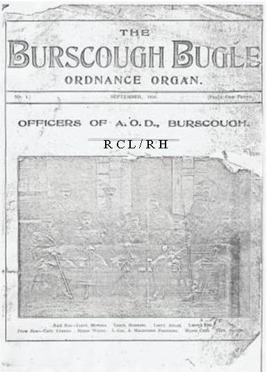 Bugle of Burscough