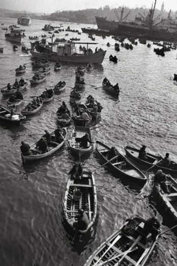 ✿ ❤ Perihan ❤ ✿ Bir Zamanlar İSTANBUL, foto Ara Güler   1950'ler veya 60'lar